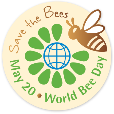 Celebrate (World) Bee Day