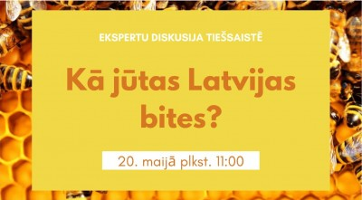 How do bees feel in Latvia? Expert discussion.